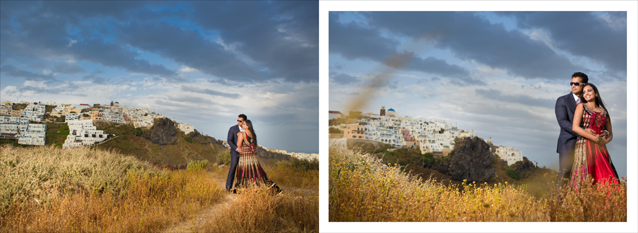Destination Pre Wedding Shoot Santorini_09