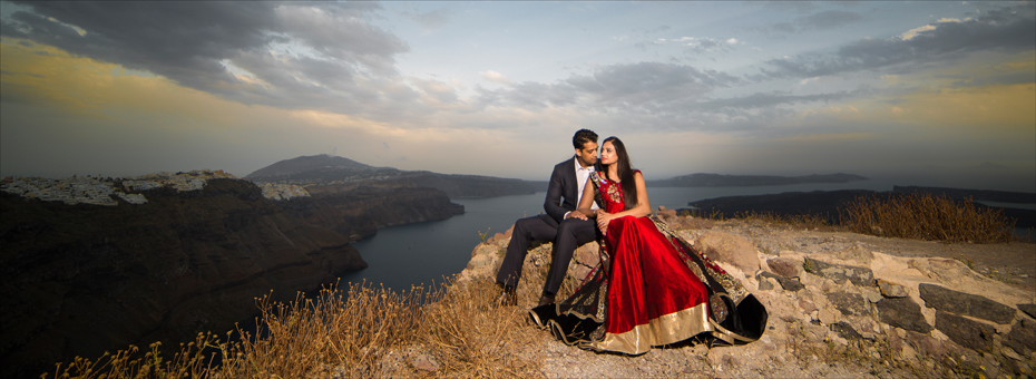 Destination Pre Wedding Shoot Santorini_11