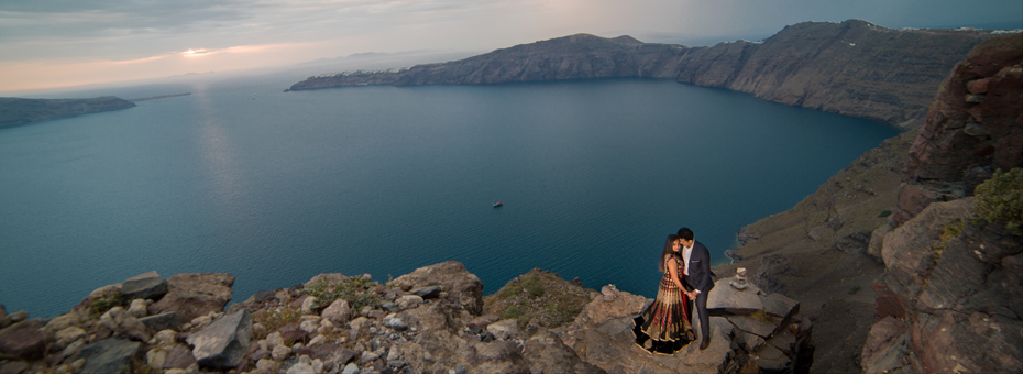 Destination Pre Wedding Shoot Santorini_12