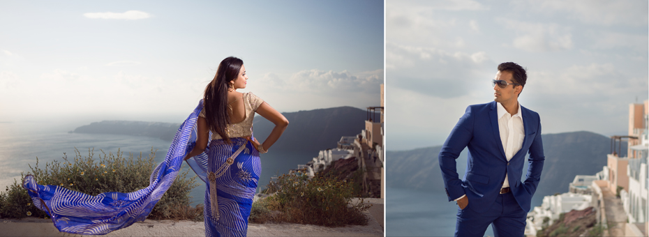Destination Pre Wedding Shoot Santorini_25