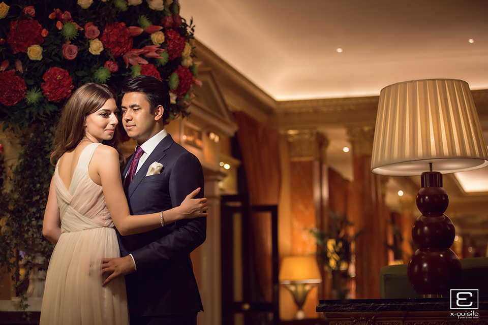 Dorchester Hotel London Engagement_19