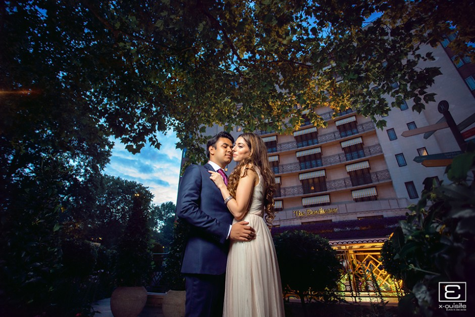Dorchester Hotel London Engagement_23