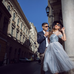 Pre Wedding Shoot Budapest