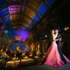 Natural History Museum Wedding Reception 01