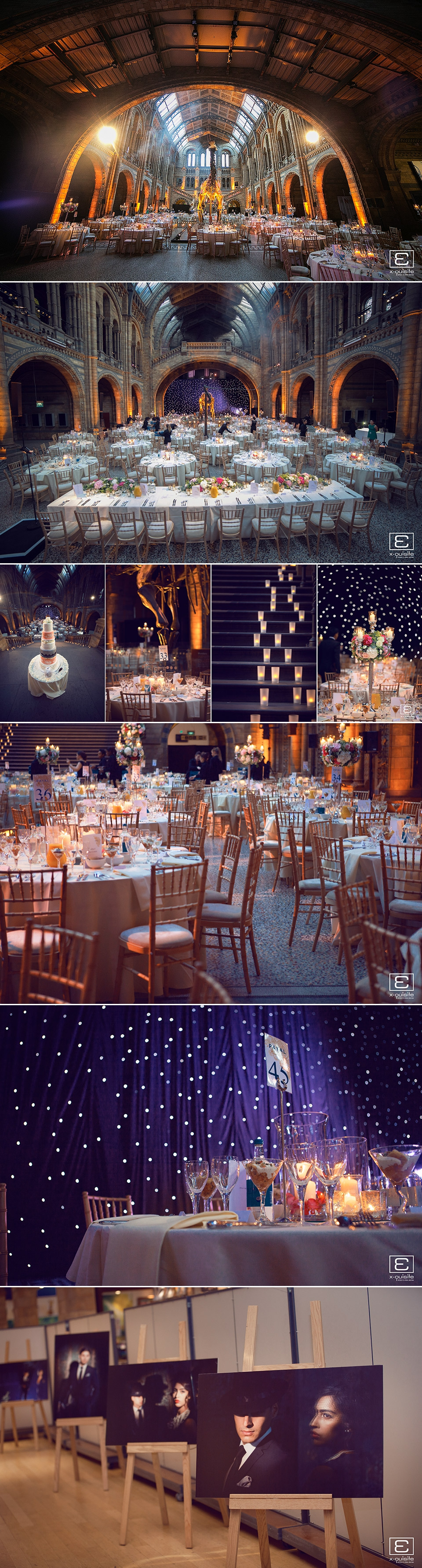 Natural History Museum Wedding Reception 02