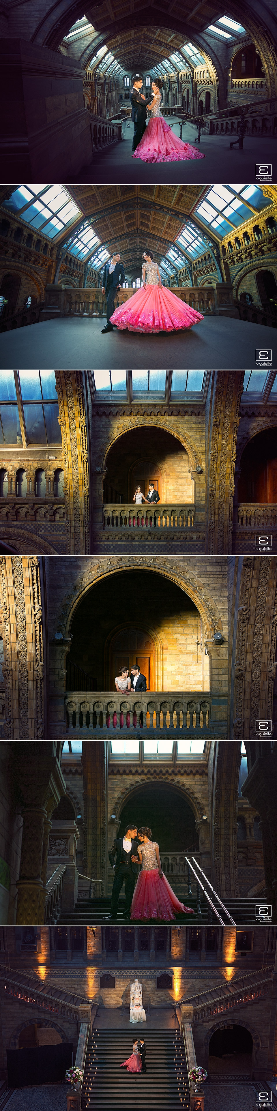 Natural History Museum Wedding Reception 03