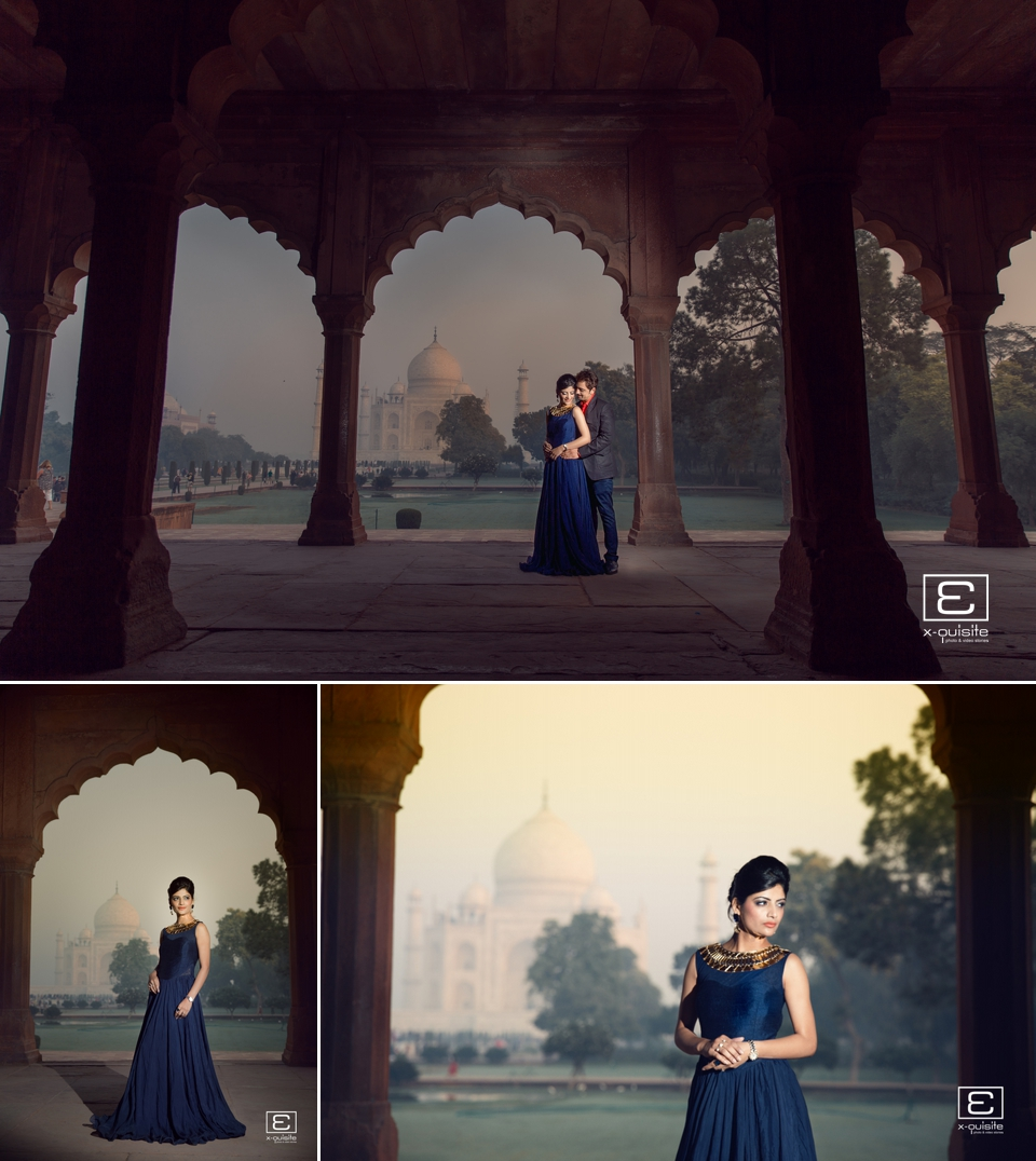 Taj Mahal Pre Wedding Shoot_03