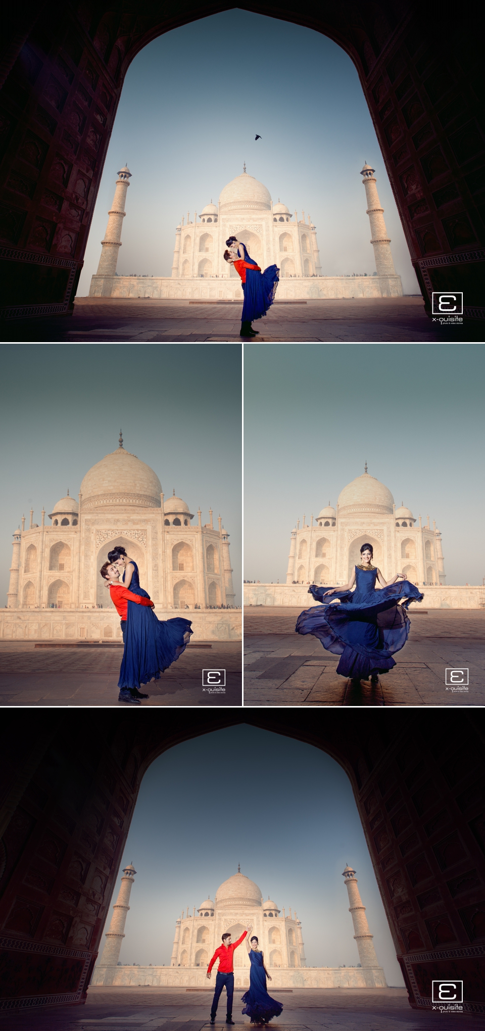 Taj Mahal Pre Wedding Shoot_06