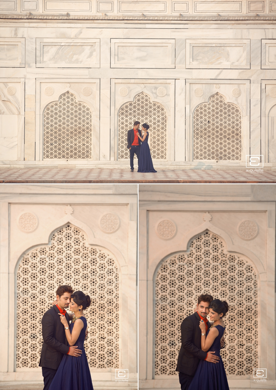 Taj Mahal Pre Wedding Shoot_08