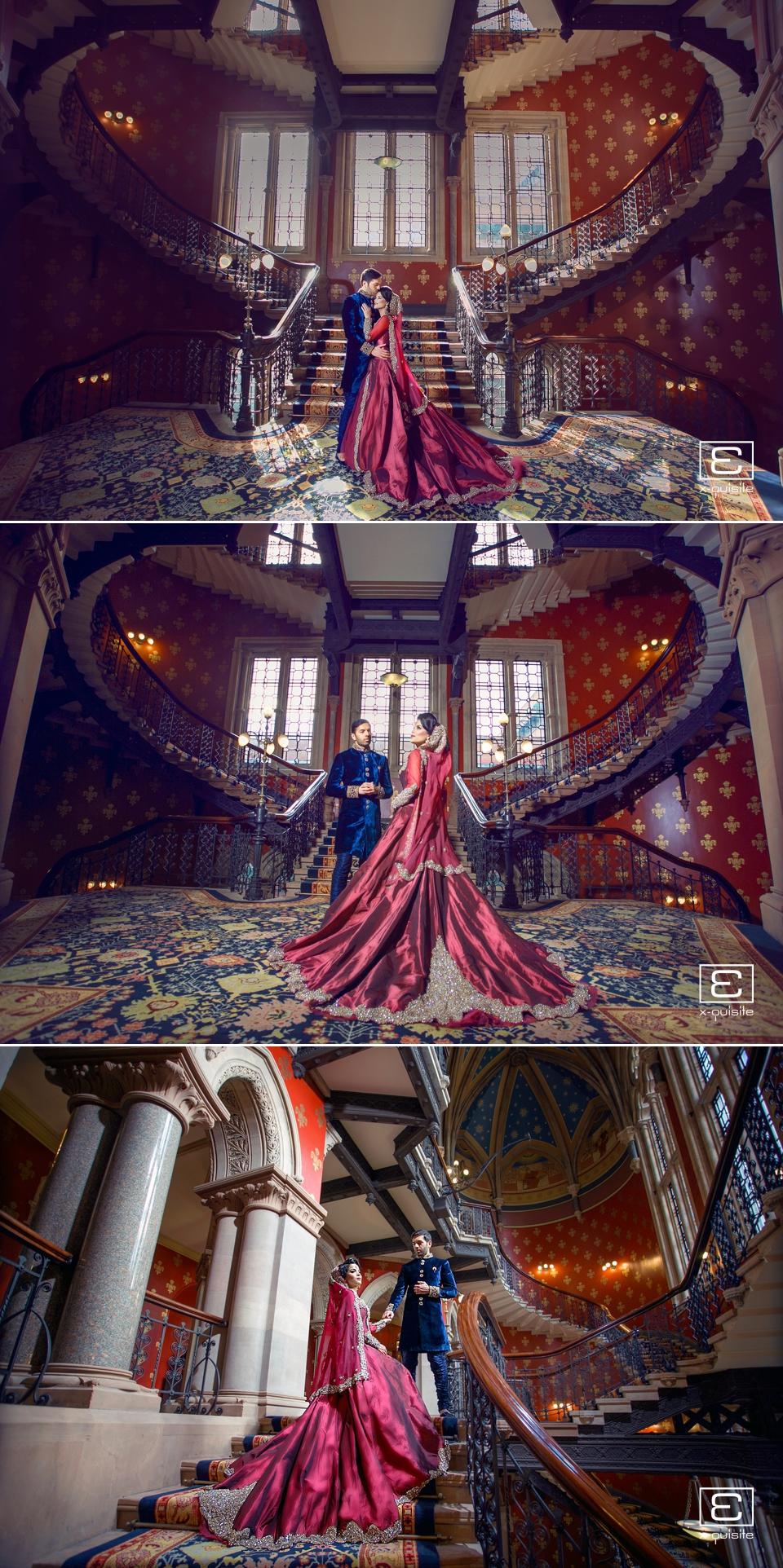 Waquas & Almina's Wedding St Pancras Renaissance Hotel London 04
