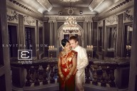 KAVITHA & HUW De Vere Grand Connaught Rooms Wedding Highlights