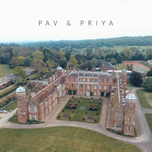 Cobham Hall Wedding